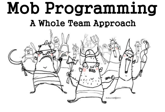 Mob Programming with Woody Zuill